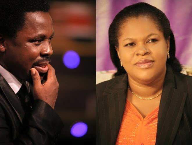 BREAKING NEWS: TB Joshua's Wife Appointed New Leader Of SCOAN