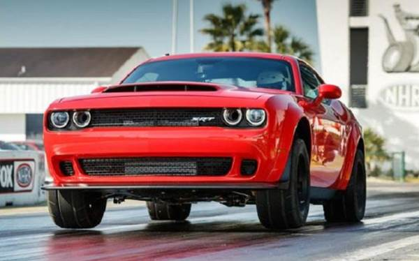 2018 Dodge Demon Strives To Be The Best