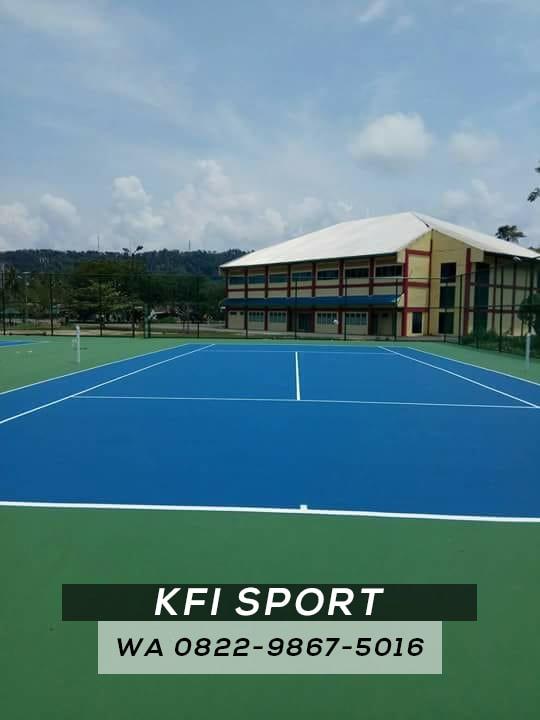 Kontraktor Spesialis Renovasi Lapangan Tenis