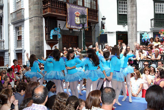 La Danza Infantil coreada estrenará una nueva obra en la próxima Bajada de la Virgen