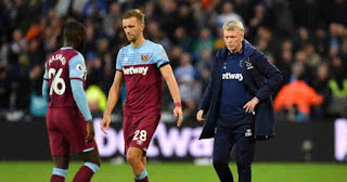 There will be no transfers talk until West Ham are safe