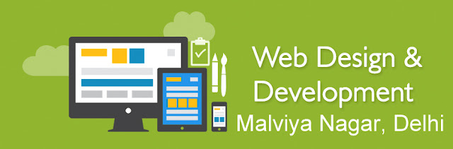 Malviya Nagar: Website Designing & Development Company