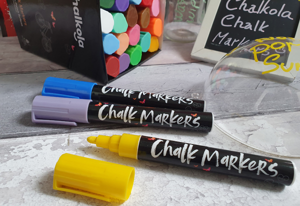 Win a set of 30 chalk markers with Chalkola and Rachael Jess