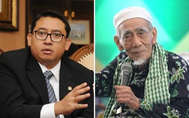 Ketum PBNU Sarankan Fadli Zon Minta Maaf Langsung pada Mbah Moen