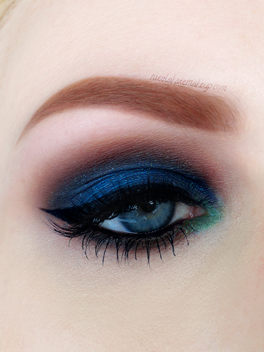 Nicola Kate Makeup: Magnificent Midnight Featuring Glamour ... - photo#22