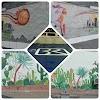 Mural Painting (BRI Kanca Kebayoran Baru) Part 3 & 4
