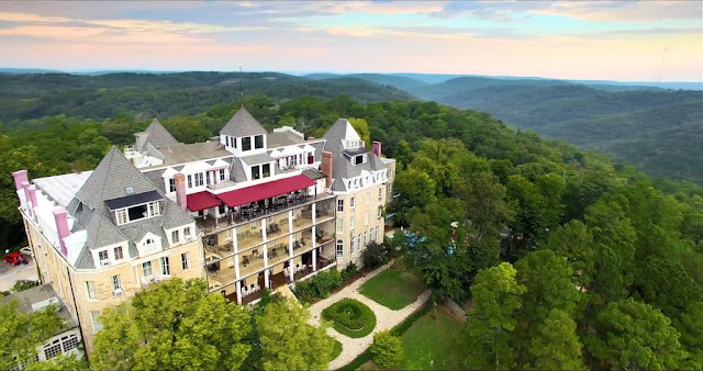 After your stay at the Crescent Hotel, you will remember the Crescent Hotel as the most spectacular of all Eureka Springs hotels.