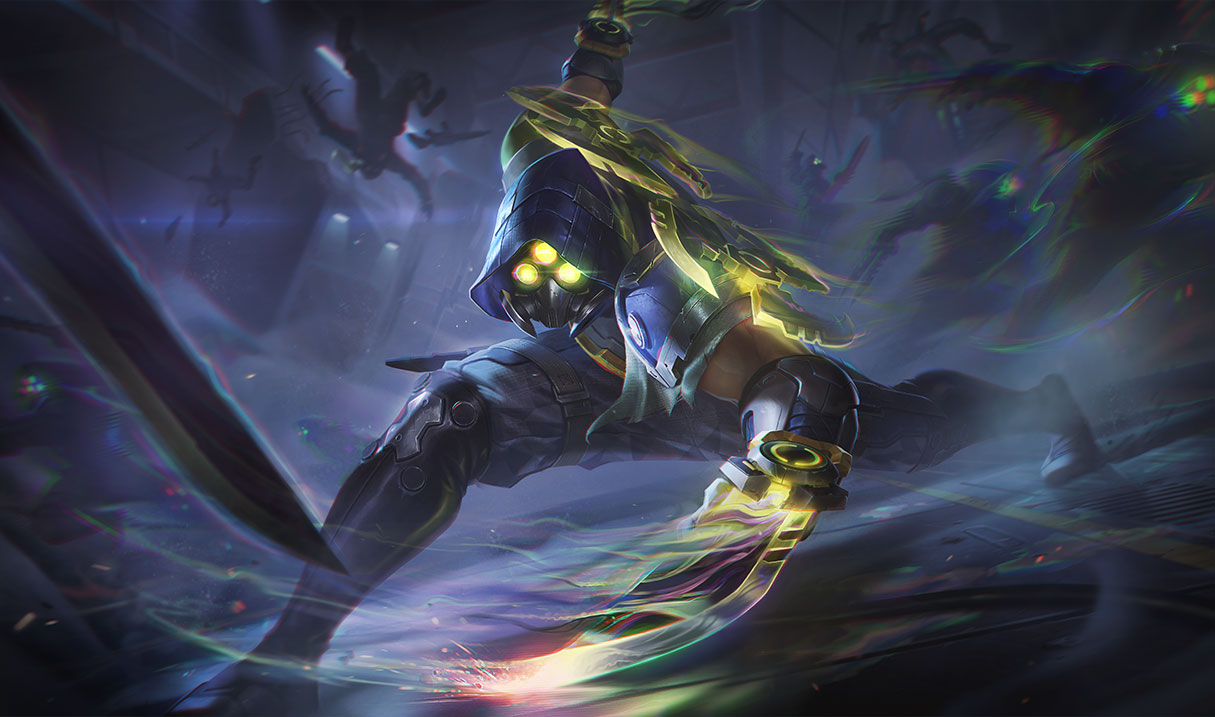 How to play Zed, the most feared assassin in the Wild Rift