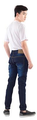 Celana Jogger Jeans Pria Original Distro