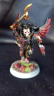 """Guns. We need more guns."" Blood Angels v Nurgle the rematch - preview"