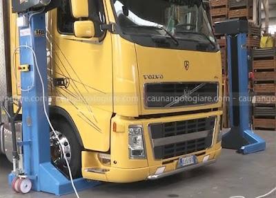 Một số lưu ý khi sử dụng trụ nâng xe tải di động đảm bảo an toàn