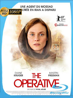 The Operative (2019) HD [1080p] Latino [GoogleDrive] SilvestreHD
