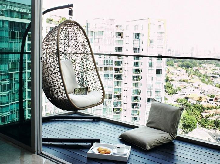 small balcony decoration16