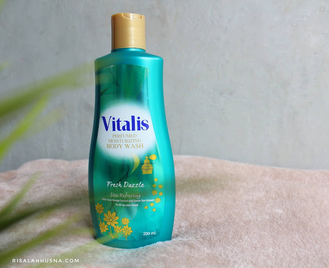 Vitalis Perfumed Moisturizing Body Wash