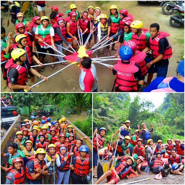 Rafting di Sei Bah Bolon
