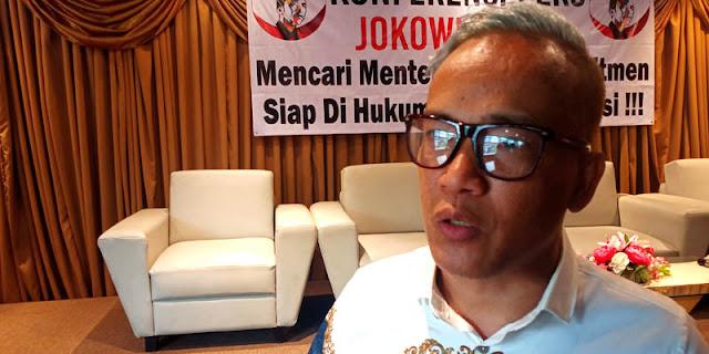 Andai Relawan Ditunjuk Jadi Menteri, JoMan: Kita Sadar Diri, Lebih Bagus Supporting Presiden Di Luar
