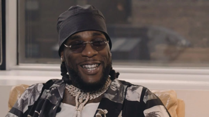 It is time that Africans tell their own stories – Burna Boy