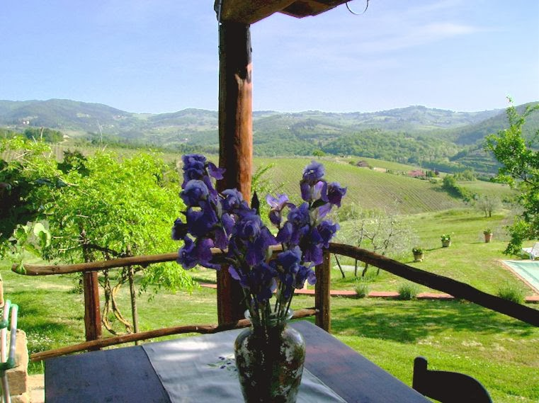 Tuscan winery vacation accommodations