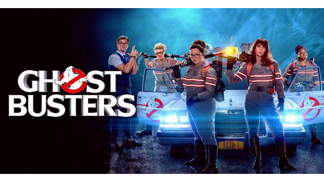 Ghostbusters (2016) Movie [Dual Audio] [ Hindi + English ] 720p BluRay Download