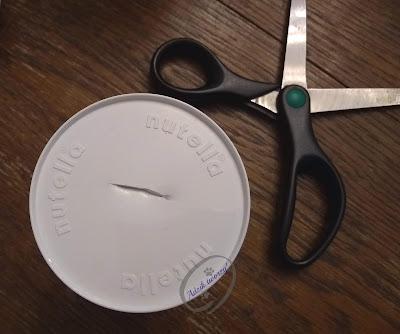 jak zrobić skarbonkę diy ze słoika