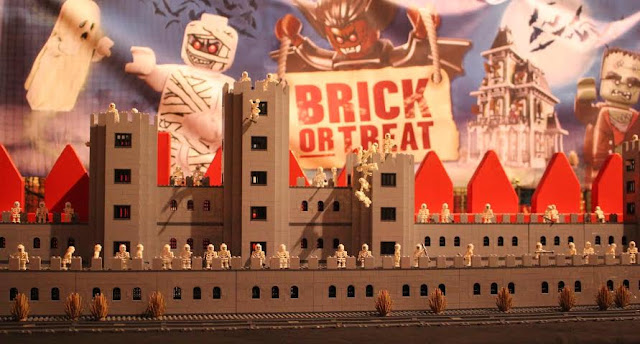 Brick or Treat at LEGOLAND® Discovery Centre