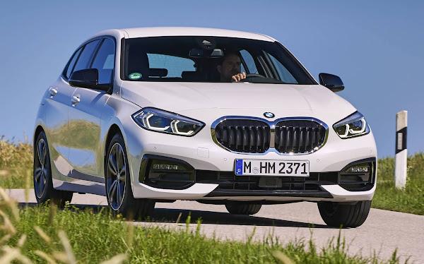 BMW 118i SportGP 2022 chega ao Brasil - preço R$ 259.950
