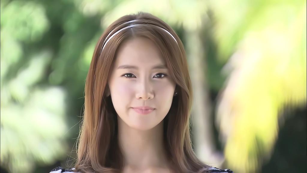 Yoona Pre Debut Yoona and Tae yeon