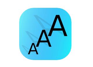 Font Size (ad free) Apk Free Download