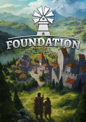 Capa do Foundation