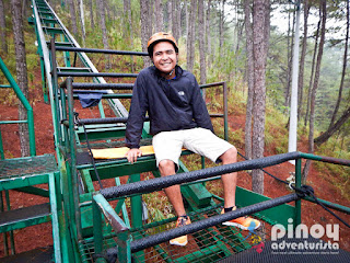 Tree Top Adventure Baguio