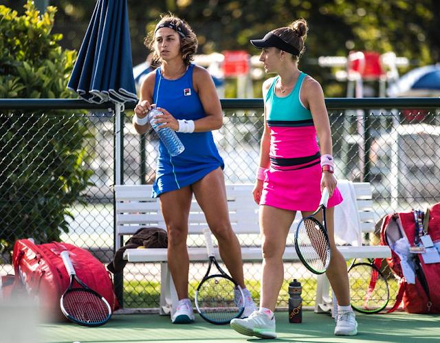 Carol Meligeni Alves ITF Porto Portugal tênis esporte feminino