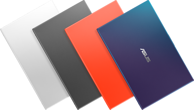 Warna ASUS Vivobook Ultra A412DA