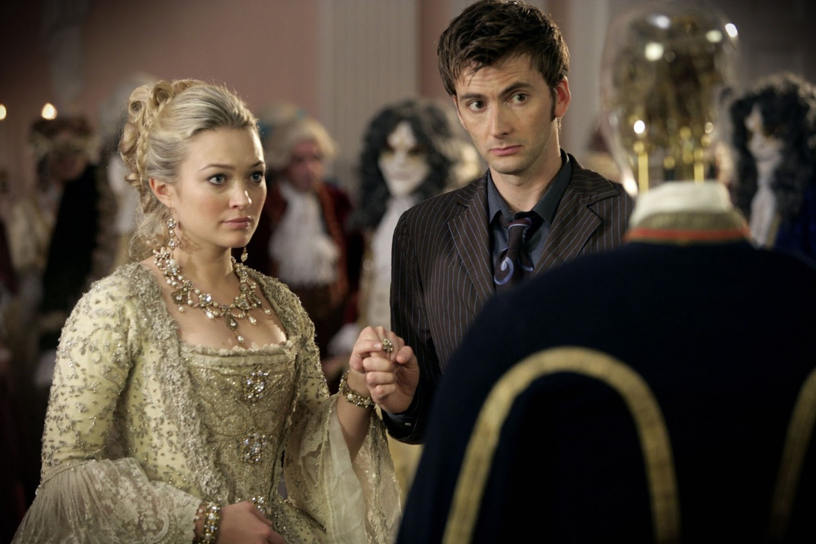 doctor who madame de pompadour ending relationship