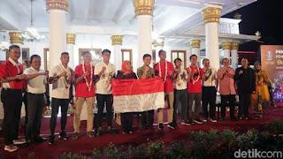 4 Pemain Timnas U-22 Dapat Bonus Lagi, Kini dari Gubernur Jatim