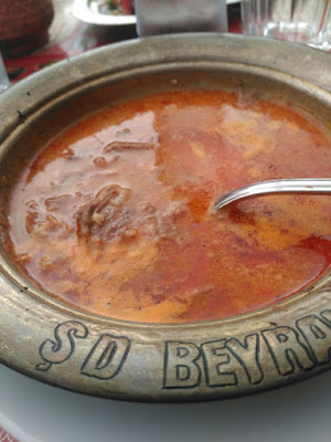 Behran Çorbası