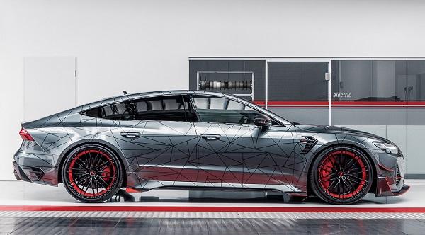 Audi RS 7 Sportback preparado por ABT