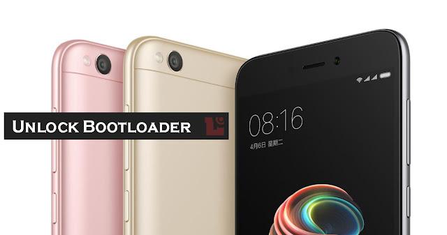 Cara Gampang Unlock Bootloader Xiaomi Redmi 5A 20