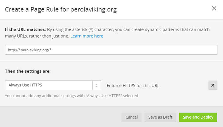 cloudflare-tutorial-https-page-rule-a
