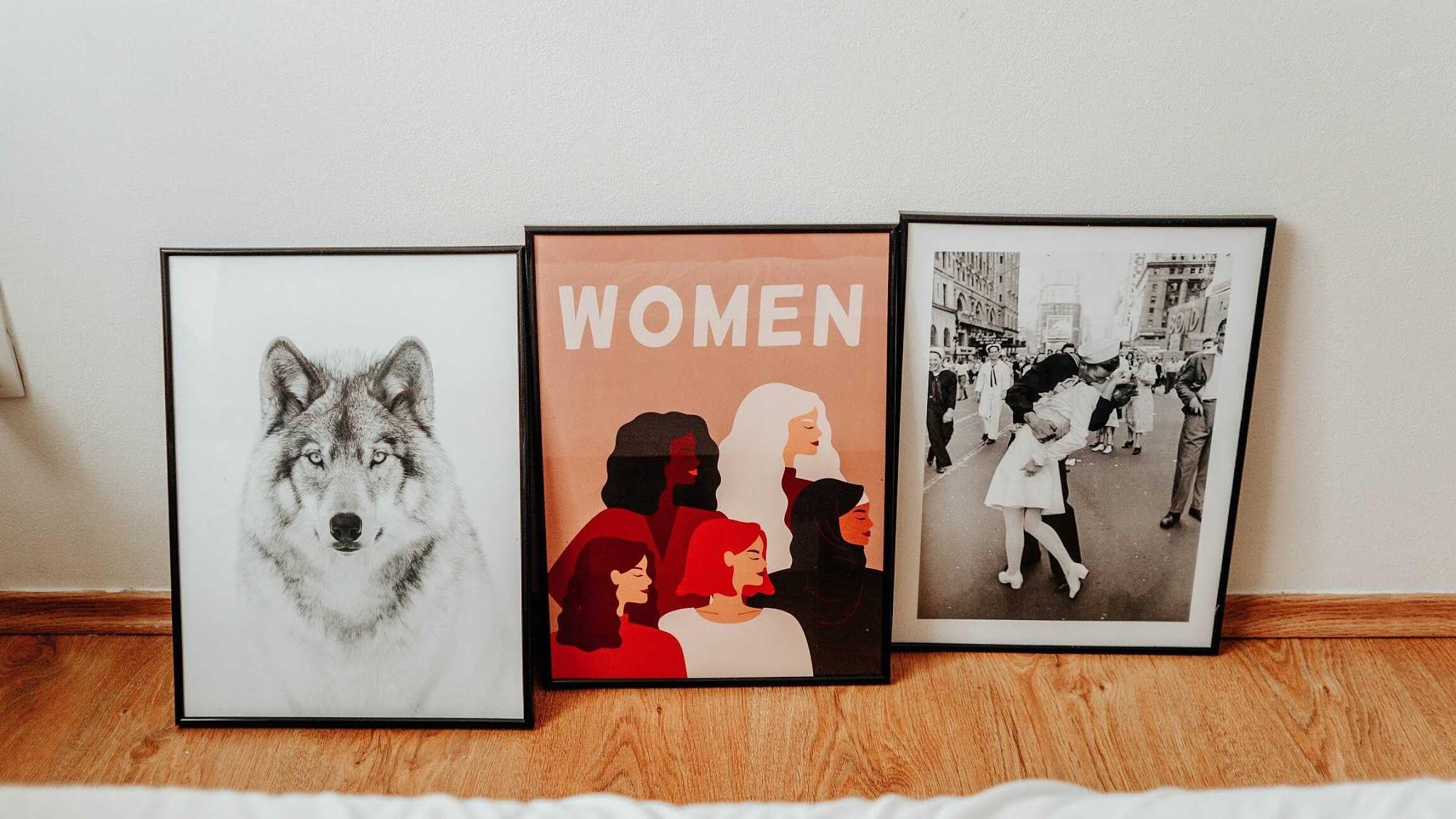 Plakát ženy