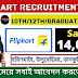 Flipkart Recruitment 2021 | Jobs In Kolkata 2021 | Private Jobs In Kolkata | Apply Now |