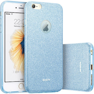 cover iphone 6s brillantinata molto bella