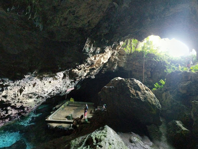 Photo of Marbo Cave in Guam