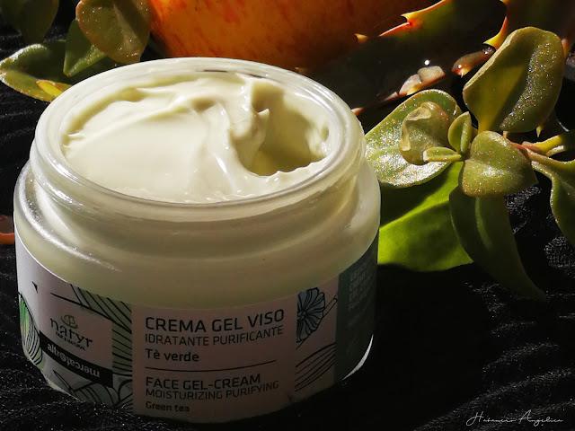 Crema gel viso purificante