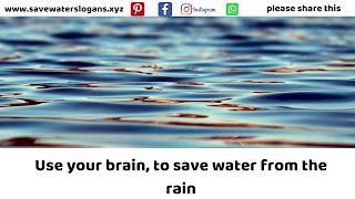 save water slogans 3