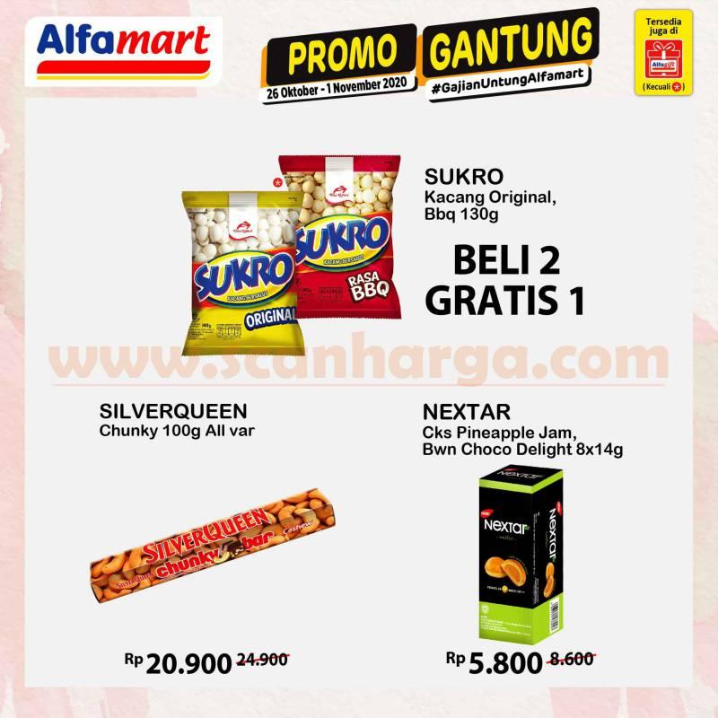 Alfamart GANTUNG Promo Gajian Untung 26 Oktober - 1 November 2020 11