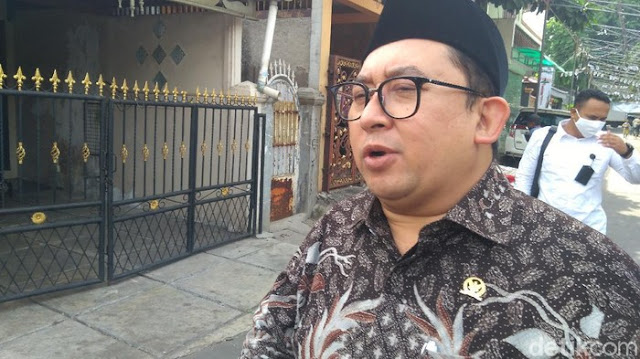 Temui Imam Besar FPI, Fadli Zon Mau Tahu Perjanjian BIN dengan Habib Rizieq