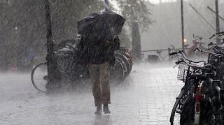 Εκτακτο δελτίο επιδείνωσης: Βροχές, καταιγίδες &