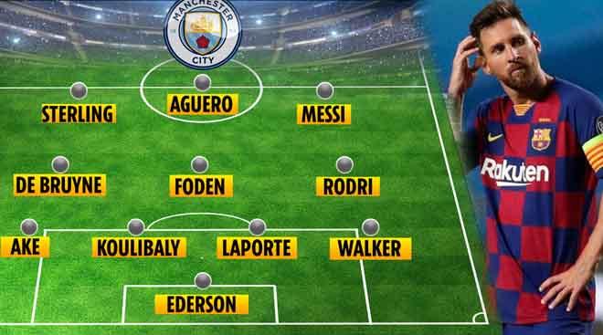 Ngoại hạng Anh 2020/21 rực lửa – Man City mua Messi có đòi lại được ngai vàng? 3