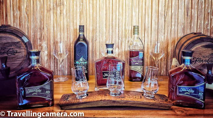 It was a nice session and free way to get alcohol for an hour :). Let me make it explicit that Rum Tasting is a complimentary event at Four Season Papagayo Peninsula of Costa Rica. You only need to book it in advance and there are many such activities to enrol for.