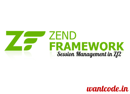 Zend 2 Session